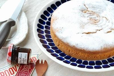 たっぷりリンゴとさつま芋♡焼きっぱなしが美味しい♡贅沢クリームケーキ