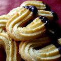 馬の蹄鉄クッキー