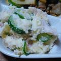 ツナとハムのポテトサラダ