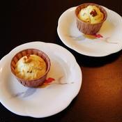 アニス風味のカップケーキ