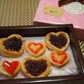 バレンタインに♡簡単!チョコレートパイ