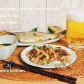 高野豆腐のつくね串