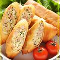 """シェーンドルフ4月のレシピは""""春のピクニック弁当♪♪""""『爽やか大葉のベーコンエッグ春巻き』"""