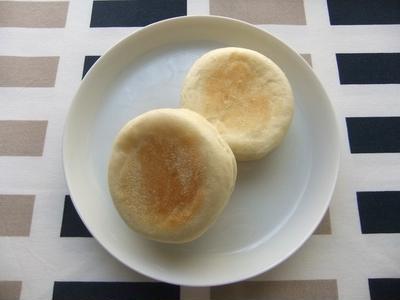 イングリッシュ・マフィン【English Muffins】1