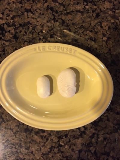 白花豆を煮ました