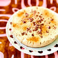 スパイス香る濃厚チャイのレアーチーズケーキ♡スパイスアンバサダー♡