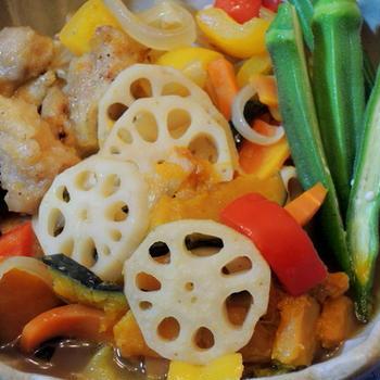 ボーソー米油で揚げると☆カリッとふっくらな鶏むね肉に!