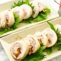 レシピエバラ焼肉のたれ こだわり食感でつくる レンジ鶏チャーシュー