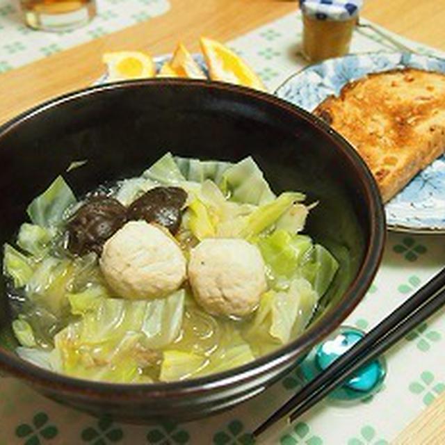 ■メニュー■粕漬け、ハンペンチーズフライ、ニラタマ、切干大根、お麩と豆腐の味噌汁*6月12日
