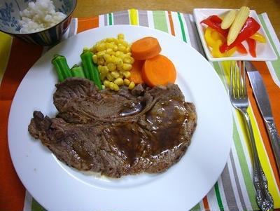 ビーフステーキの画像 p1_14