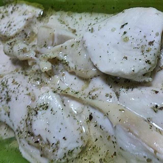 <爽やかイタリアンハーブ鶏>夏に嬉しい調理時間 *5分レシピ (キッチン ラボ)