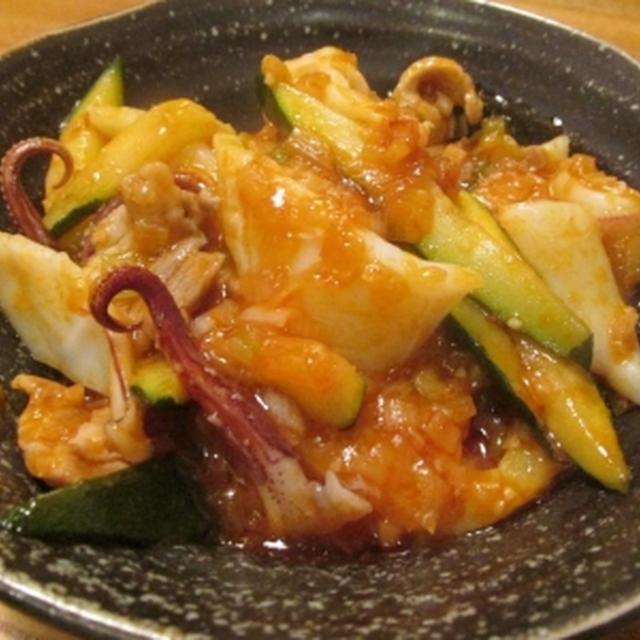 【旨魚料理】イカチリ