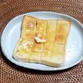 2度焼きバタートースト