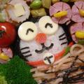 ドラえもん弁当♡可愛い美味しいキャラ弁 by manaママさん