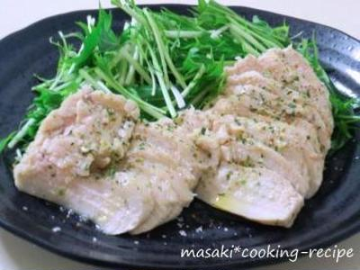 >時短☆鶏ハムもどき by masaki☆さん