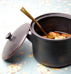 土鍋で煮込む☆東坡肉(トンポーロー)