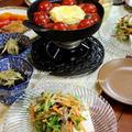 ◆イタリアンハーブミックス& トマチーズのアヒージョ♪~緩やか糖質制限中 by fellowさん