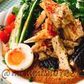 自家製ツナと焼き茄子のトマトカレー by Misuzuさん