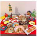 鶏肉のおろし煮de和食の夕飯