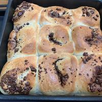 くだきチョコまきまきちぎりパン