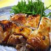 鶏もも肉のパリパリ焼き