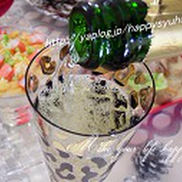 カラフルでかわいい☆グラスdeお寿司