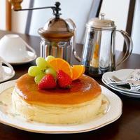 スフレチーズケーキ と、 イースターのお土産