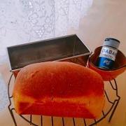 カルダモン香る♪かぼちゃ食パン♪