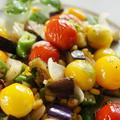 簡単5分で 凄く美味しい!!【菜園野菜だけで イタリアン】です♪ by あきさん