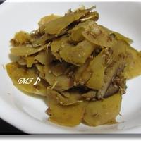 『生姜の佃煮』