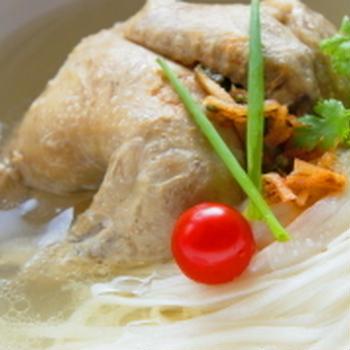 food town風~海南鶏麺~