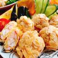 低糖質カツ・アーモンド衣の海老カツ(動画レシピ)/Shrimp cutlet with Almond.