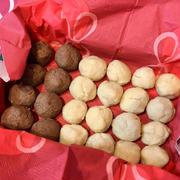 【新居】いちごちゃんと焼いたクッキー持っていってきます♪