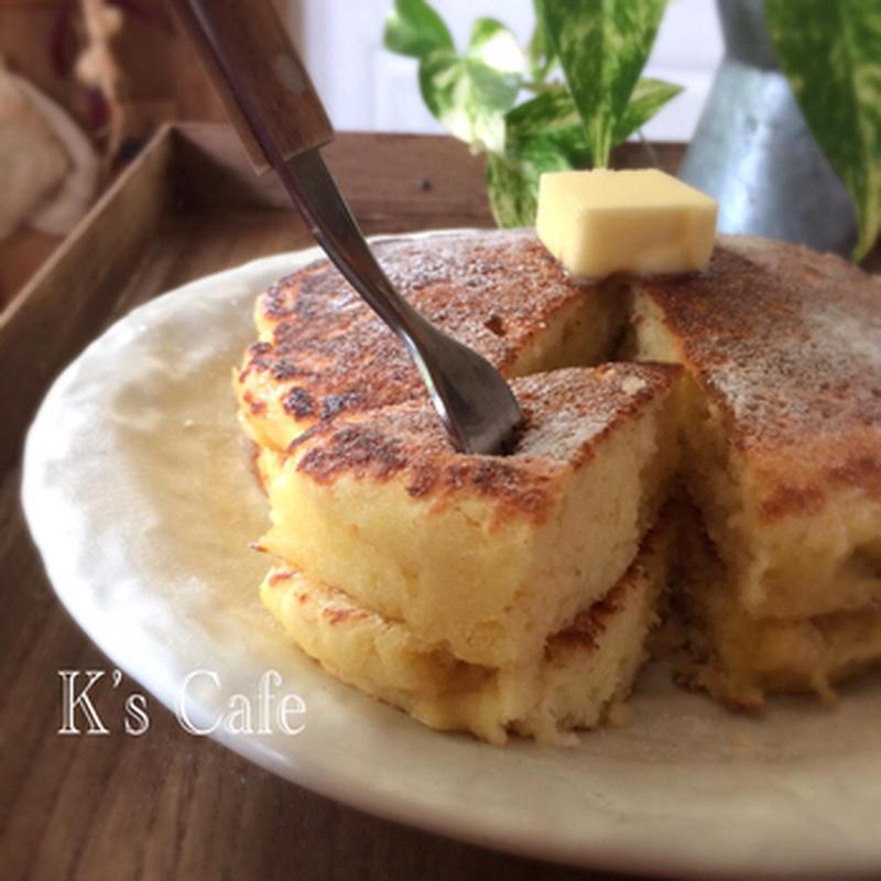 ダイエット中はおうちカフェで♪「おからパンケーキ」を作ってみよう