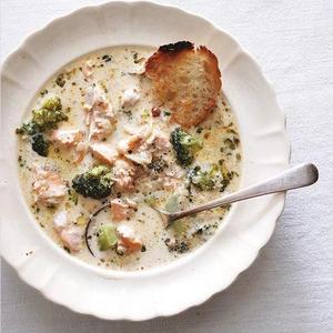 寒い朝に食べたい!お腹も心も大満足な「#朝スープ」フォト