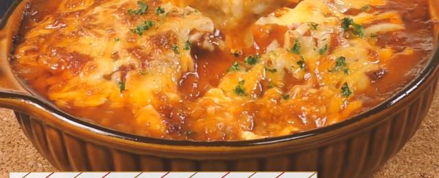 【動画レシピ】高野豆腐を洋風アレンジ!「高野豆腐のラザニア」