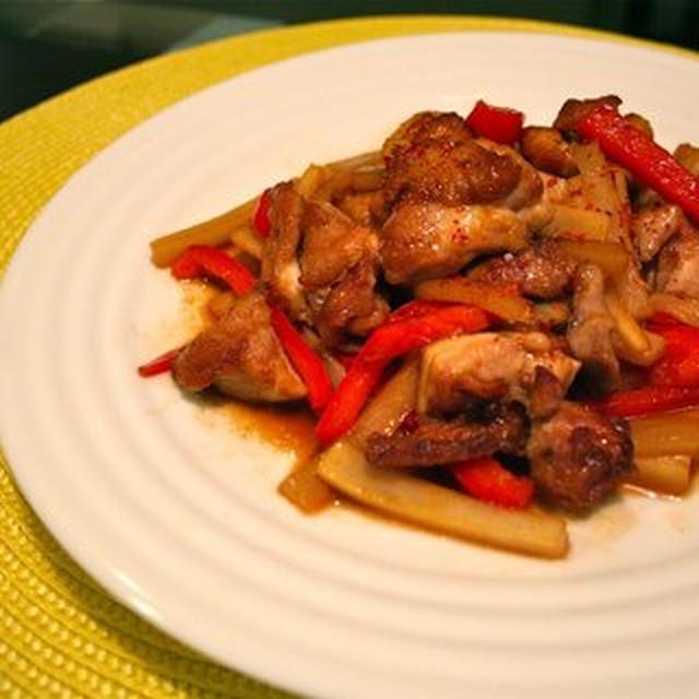 鶏肉の照り焼き&テリーヌ弁当