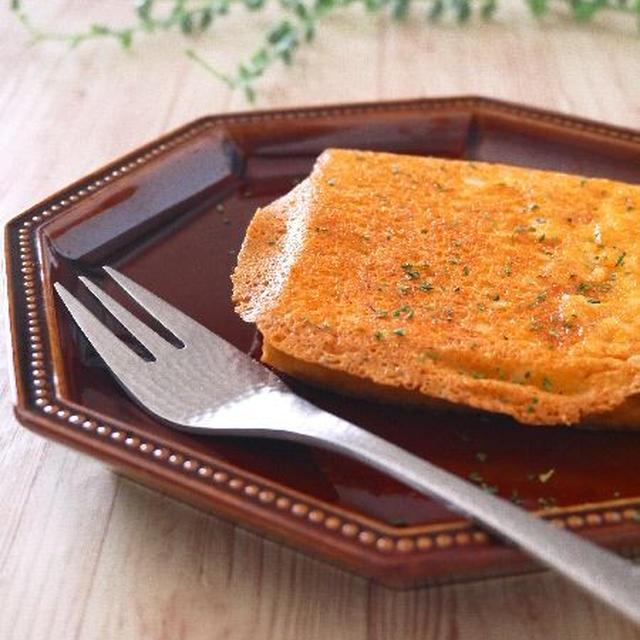 パリパリチーズの厚揚げトースト♪夜のおつまみに