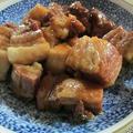 圧力鍋で豚でもなく、おいしい豚の角煮♪