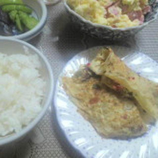 『洋食』と言う名の粉もん 大阪の一部で食べられている料理