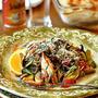 Lemon Soy Sauce Salmon Rice Pasta