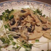れんこん・きゅうり・ツナのピリ辛マヨサラダ  チリパウダーで(^_-)-☆