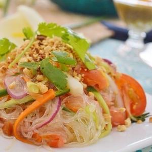 いつものサラダに飽きてしまったら…「タイ風サラダ」でマンネリ解消!