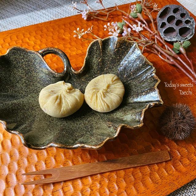 高級和菓子が簡単に!手作り栗きんとん