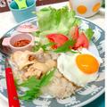 【海南鶏飯 / カオマンガイ】