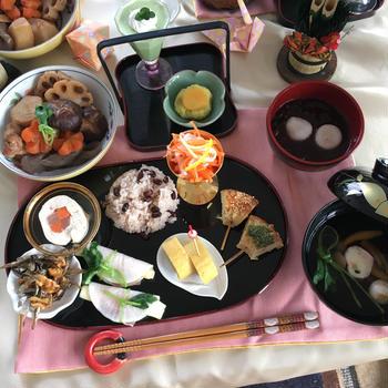 ★参加者募集 簡単薬膳おせち料理教室