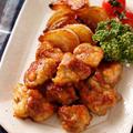 鶏肉と新玉ねぎの照り照り焼き【#作りおき #簡単 #時短 #節約 #下味不要 #主菜】