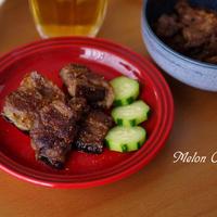 なすと牛肉の簡単ジューシー焼き☆スパイス大使&スパイスでお料理上手vol.29
