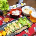*タレがウマい!チヂミで晩御飯* by シロさん