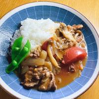 【圧力鍋レシピ】フレッシュトマトのポークハヤシ(PR)
